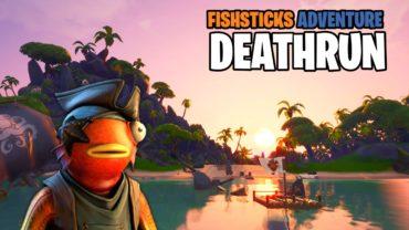 Fishstick's Adventure Deathrun