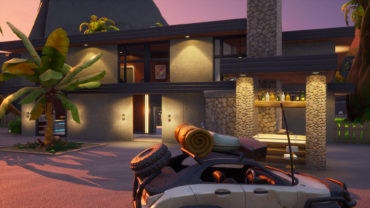 Lachlan's Modern House