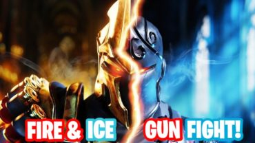 FIRE & ICE: Gun Fight!
