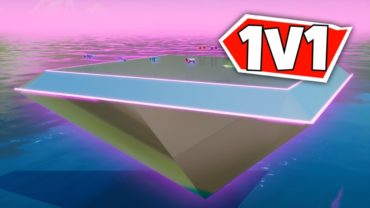 Diamond 1v1 Map