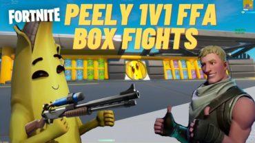 PEELY FFA BOX FIGHT CHARGED 1V1 SHOTGUN W TRAPS