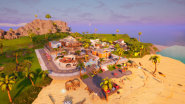 Gun Game: Paradise Island
