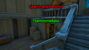 S&D: TeamHomeBase (FPS)