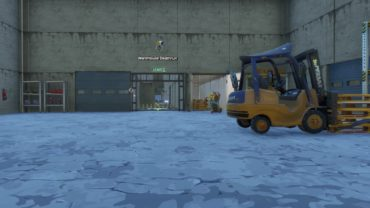 Warehouse Deathrun by Apfel