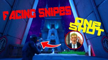 Facing Snipes - One Shot