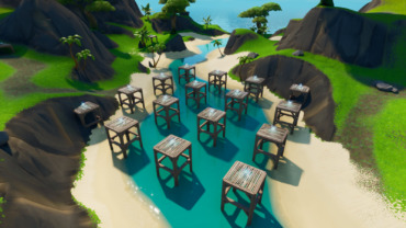 Unvaulted LTM (but it's Tropical Zone Wars)