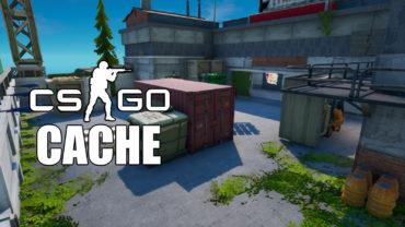 Cache - Gun Game
