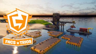 Zone Wars: FNCS Trios Purgatory