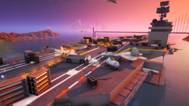 Aircraft Carrier / Search And Destroy