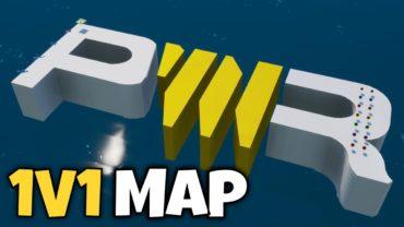 PWR 1v1 Map