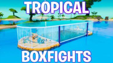 🌴 TROPICAL BOXFIGHTS 🌴