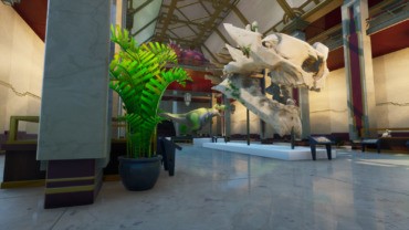 Cache cache au musée (hide and seek museum)