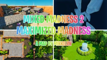 MIXED MADNESS 2: MAXIMIZED MADNESS