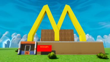 1v1 With Any Gun At McDonald's
