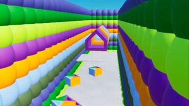 50 Level Spherical Default Deathrun