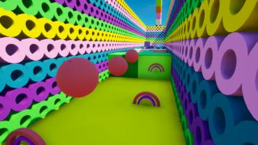 Rainbow Fun Run