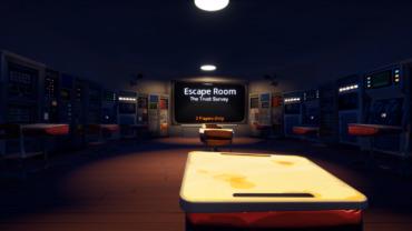 Escape Room: The Trust Survey