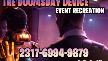 The Doomsday Device: Event Recreation