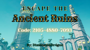 Escape The Ancient Ruins