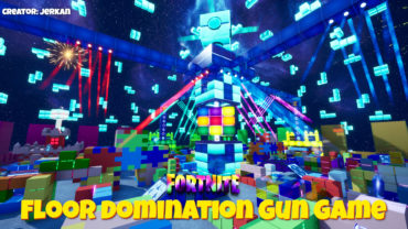 FLOOR  DOMINATION Gun Game 🔫