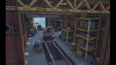 Boat Factory (Hide and Seek)