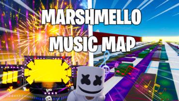 Marshmello Concert Music Blocks