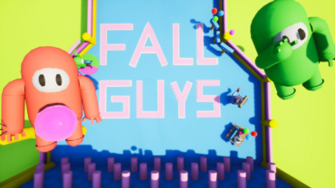 """Fall Guys"" – Ultimate KnockOut"