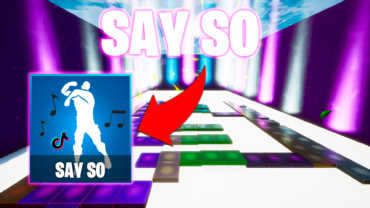 Say So in Fortnite Music Block (EMOTE)