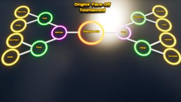 Origins' Face-Off Tournament