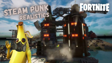 SteamPunk Realistics Zone Wars FFA