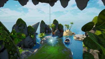 Evo's Secret Paradise Hub