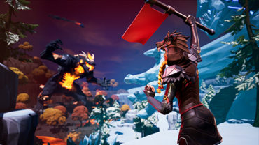 FIRE VS ICE - CAPTURE THE FLAG