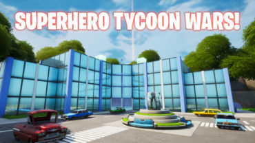 Superhero Tycoon Wars!