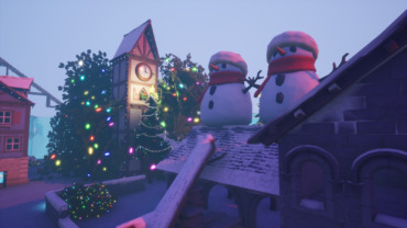 Winter/Christmas Gun Game V2.4