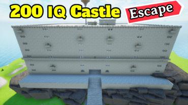 200 IQ Castle Escape