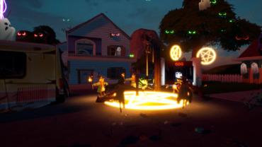 Spooky NukeTown 2025 Gun Game
