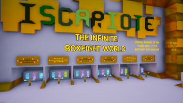 THE INFINITE BOXFIGHT WORLDS