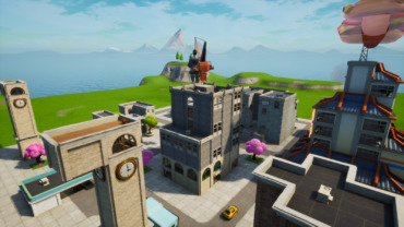 *NEW* TILTED TOWER ZONEWARS