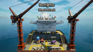 Boxfights: Shark Attack