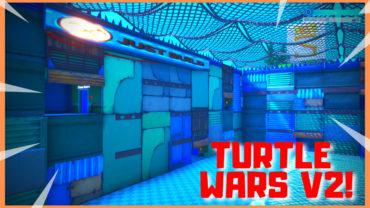 JUST BUILD: Turtle Wars v2