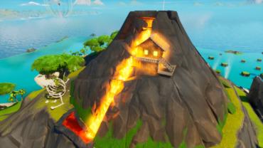 Volcano Zone Wars!
