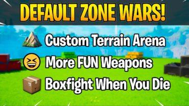 3v3v3v3 - Default Zonewars!