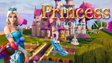 Princess Castle PROP HUNT