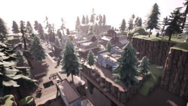 OG Tilted Town - No Building (Battle Royale)