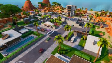 OG Paradise Palms - Zone Wars
