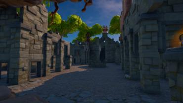 OG Tomato Temple (Battle Royale)
