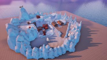 OG Frosty Flights / Battle Royale