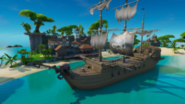 OG Lazy Lagoon (Battle Royale)