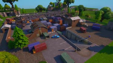 OG Container Yard (Battle Royale)