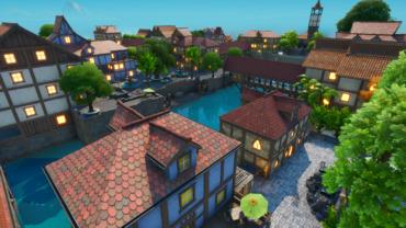 Port City - Zone Wars